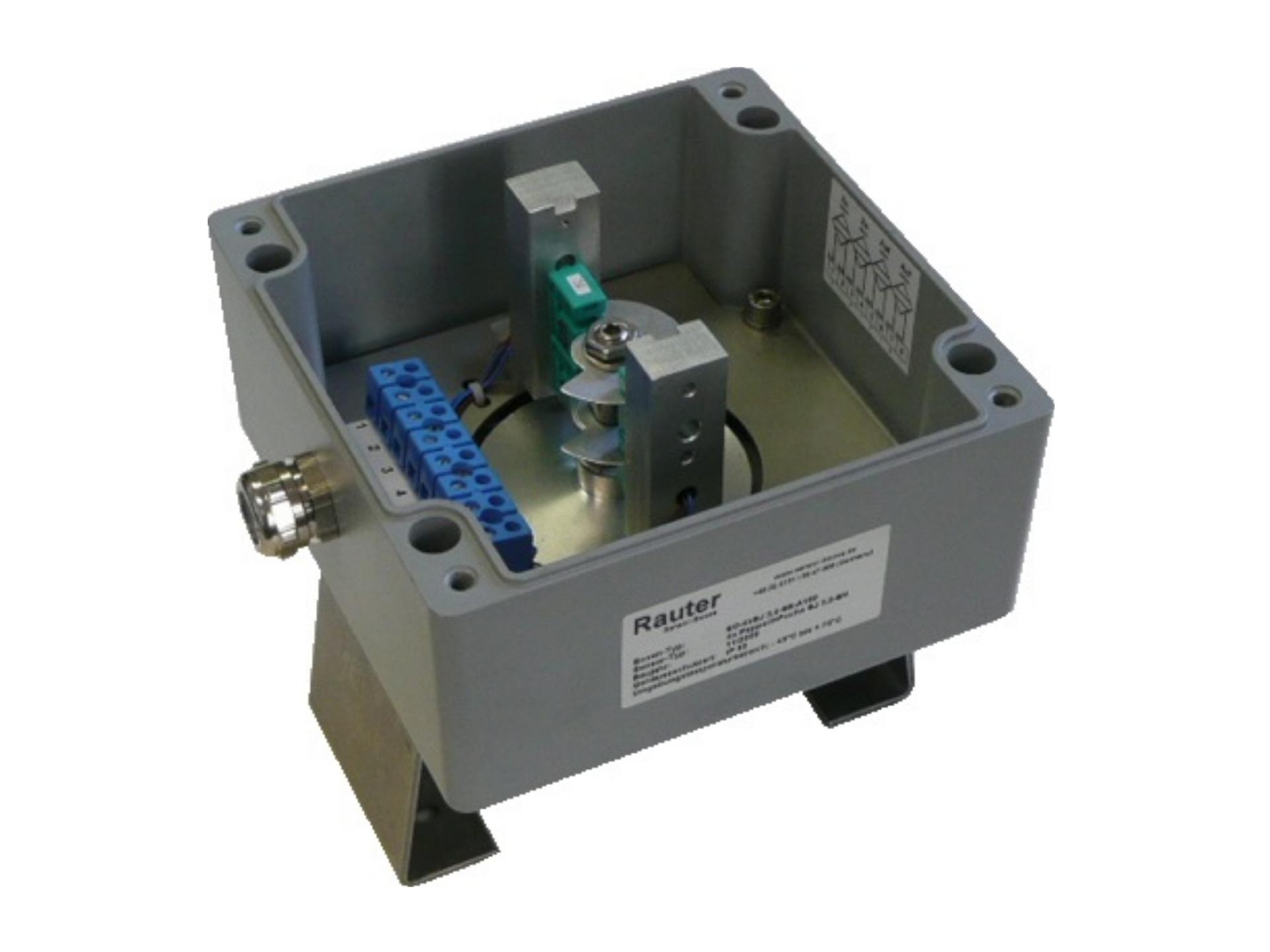 P&f slot sensor