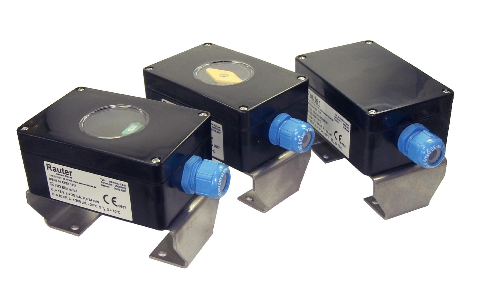 Limit Switch Boxes Valve Position Monitors For Valve